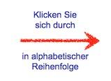Mit den Pfeilen links und rechts können Sie sich in alphabetischer Reihenfolge durch die Kundenliste klicken