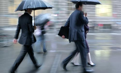 Stanford-Studie: Wetter beeinflusst Aktienkurse