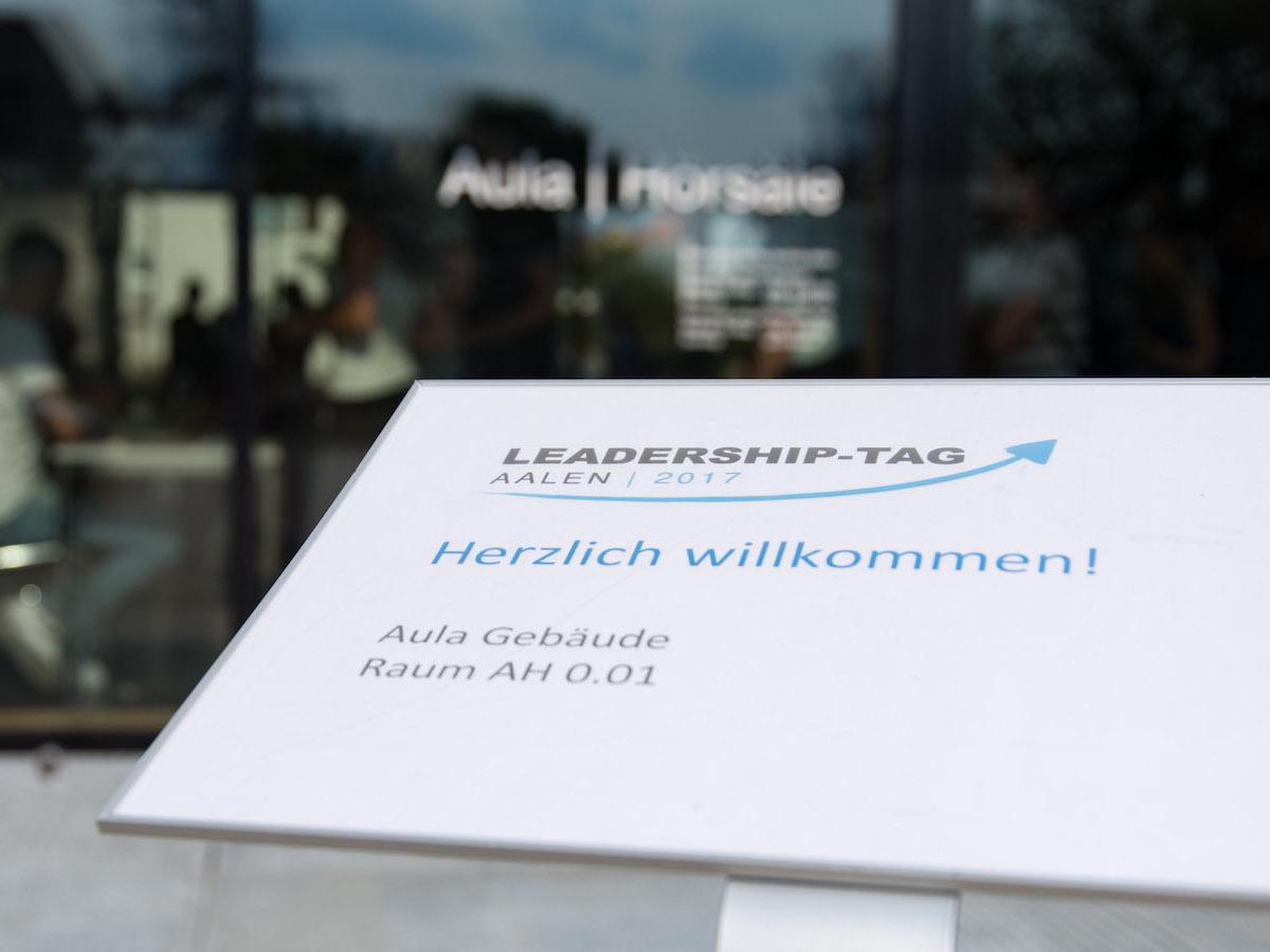 Leadership-Tag Aalen 2017