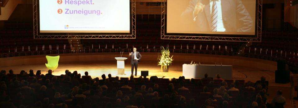 Stefan F. Gross - Keynote-Vorträge