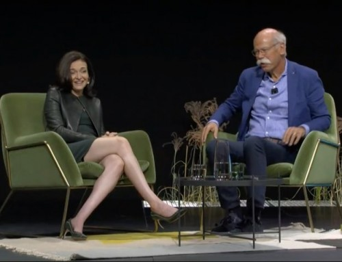 Dieter Zetsche und Sheryl Sandberg im Dialog: Warum wir eine neue Führungskultur brauchen