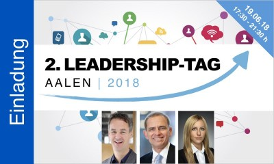 2. Leadership-Tag Aalen 2018 - Gross ErfolgsColleg | Stefan F. Gross