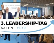 3. Leadership-Tag Aalen 2019 - Gross ErfolgsColleg | Stefan F. Gross