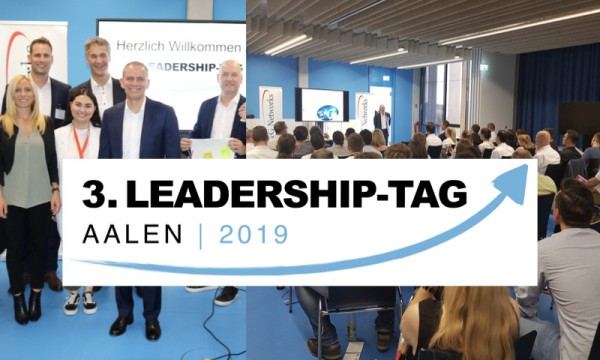 3. Leadership-Tag Aalen 2019 - Gross ErfolgsColleg | Stefan F. Gross