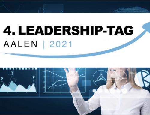 Der 4. Leadership-Tag Aalen findet in 2021 statt
